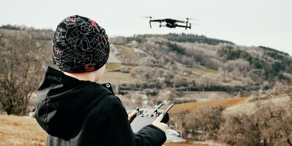 Drone Birthday Gifts for Kids Image
