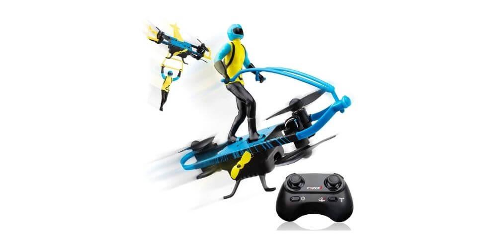 Force1 Stunt Riders 2-in-1 Mini Drone Image