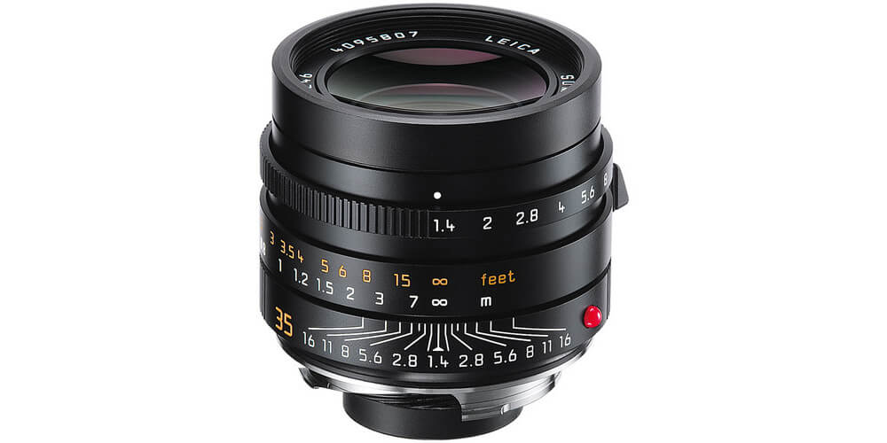 Leica Summilux-M 35mm f/1.4 ASPH Image 1