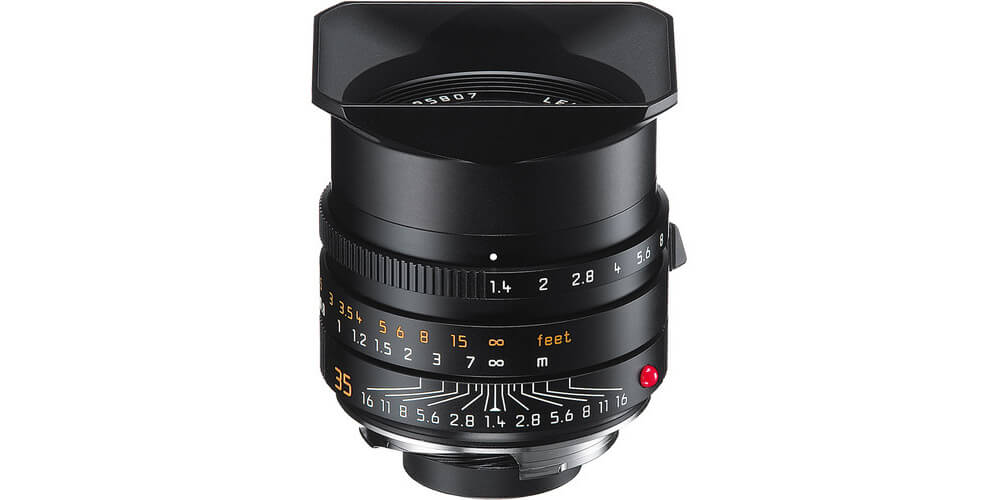 Leica Summilux-M 35mm f/1.4 ASPH Image 2