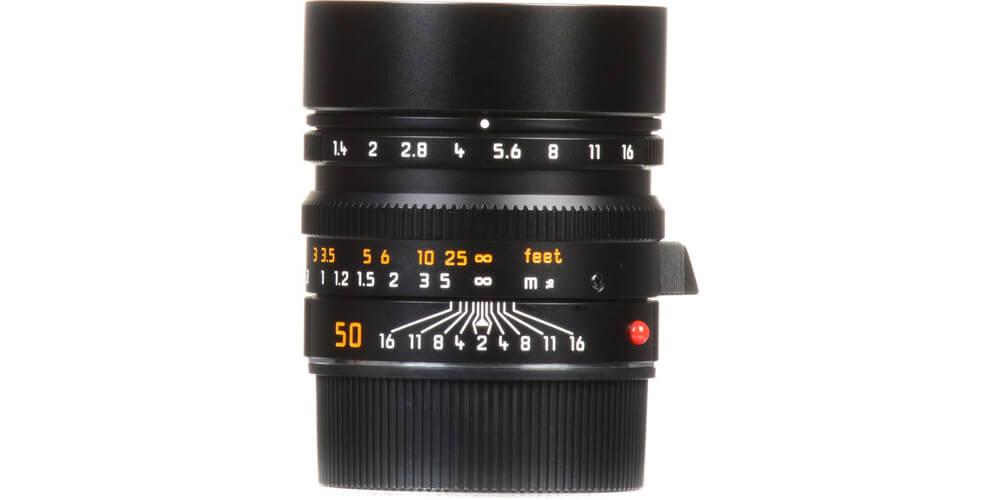 Leica Summilux-M 50mm f/1.4 ASPH Image 1
