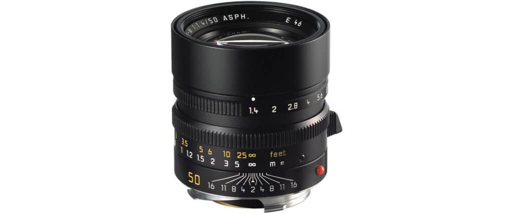 Leica Summilux-M 50mm f/1.4 ASPH Image