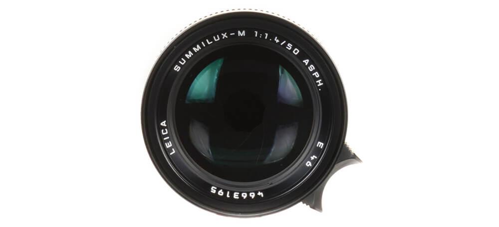 Leica Summilux-M 50mm f/1.4 ASPH Image-1