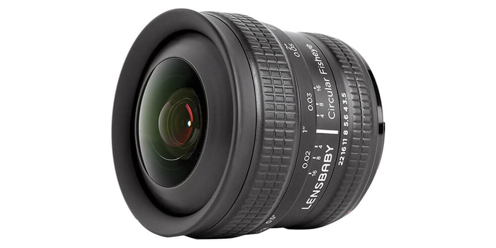 Lensbaby 5.8mm f/3.5 Circular Fisheye Image 1