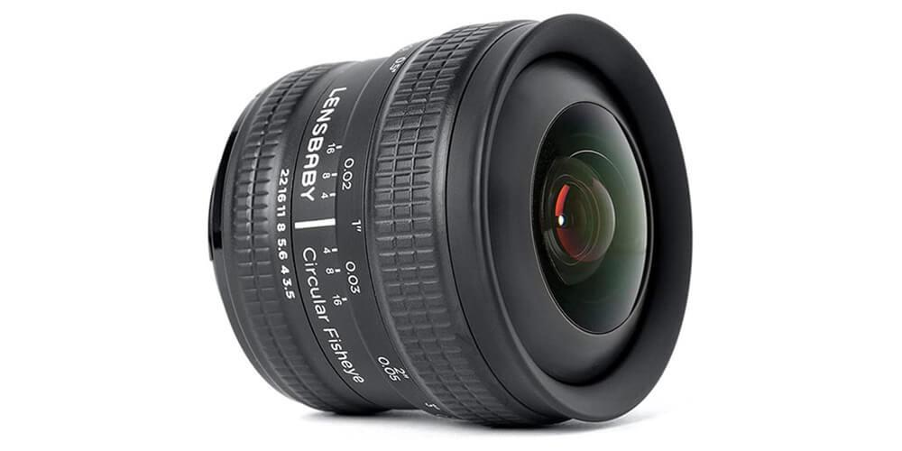 Lensbaby 5.8mm f/3.5 Circular Fisheye Image 2