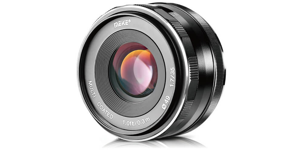 Meike 35mm f/1.7 Image 1