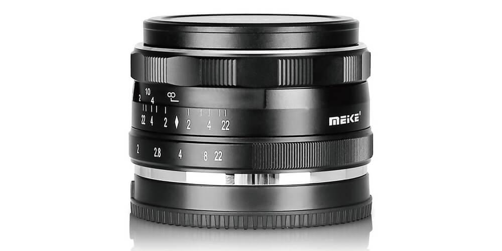 Meike 35mm f/1.7 Image 2