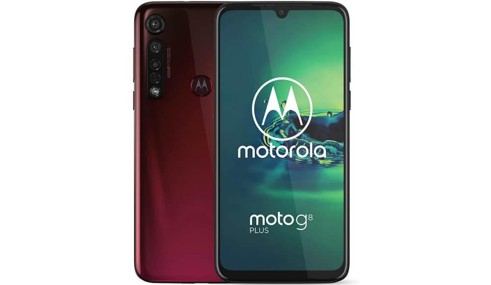 Motorola Moto G8 Image