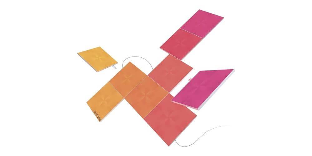 Nanoleaf Canvas Starter Kit Image