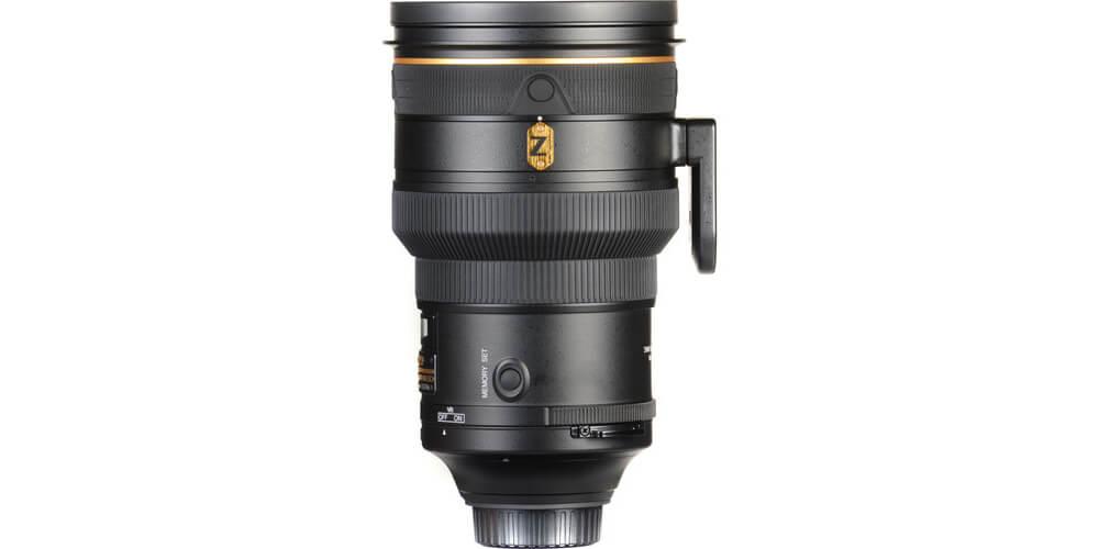 Nikon AF-S NIKKOR 200mm f/2G ED VR II Image 2