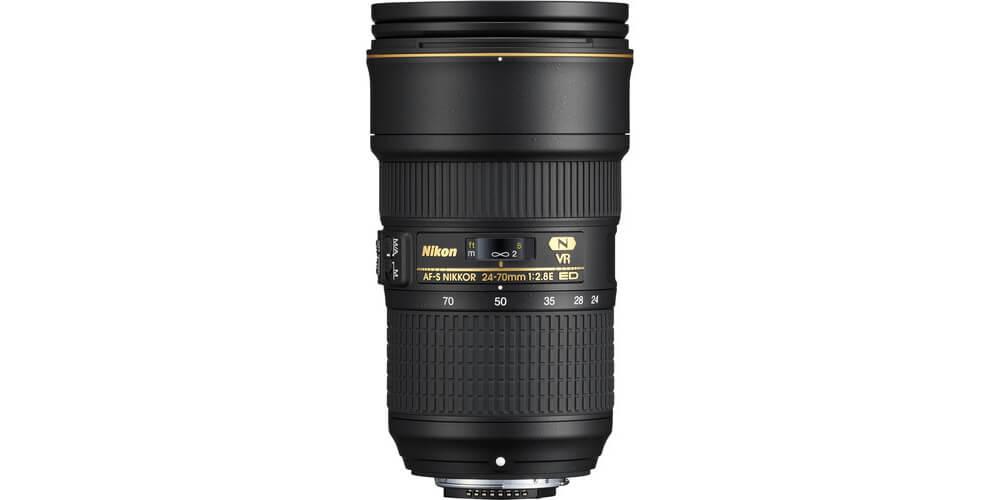 Nikon AF-S NIKKOR 24-70mm f/2.8E ED VR Image 1