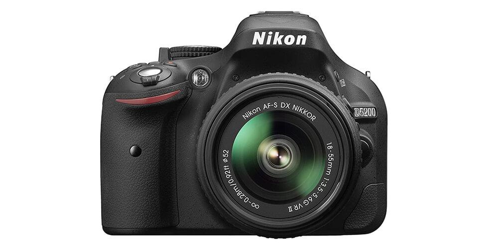 Nikon D5200 Image 3