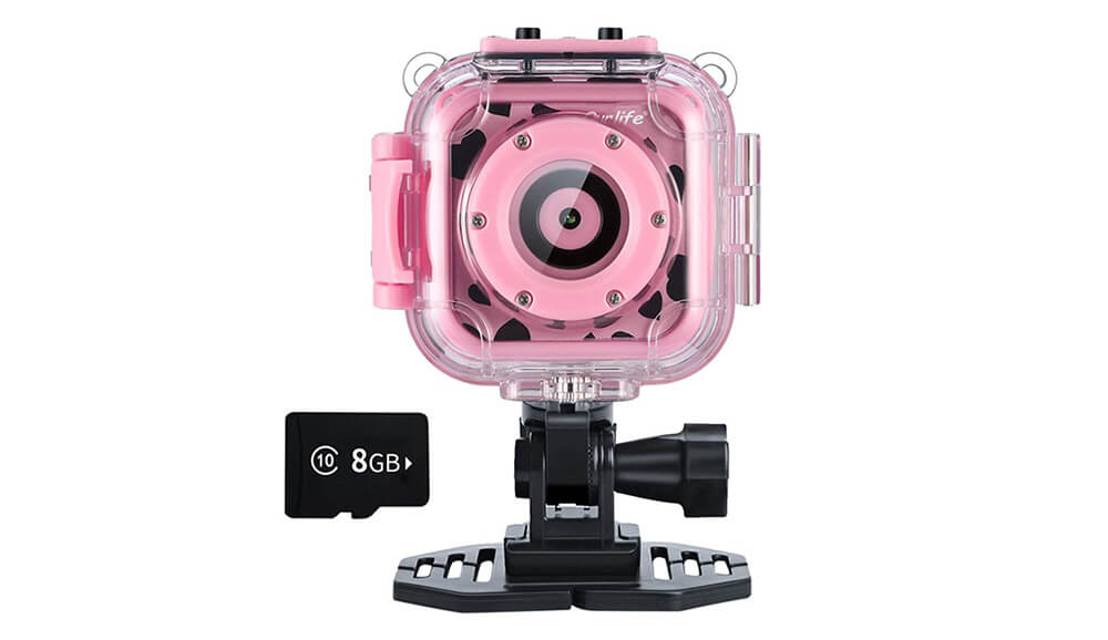 Ourlife Kids Waterproof Camera Image