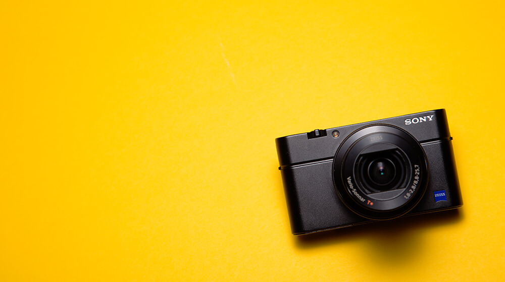Point-and-Shoot Cameras with Zoom Image