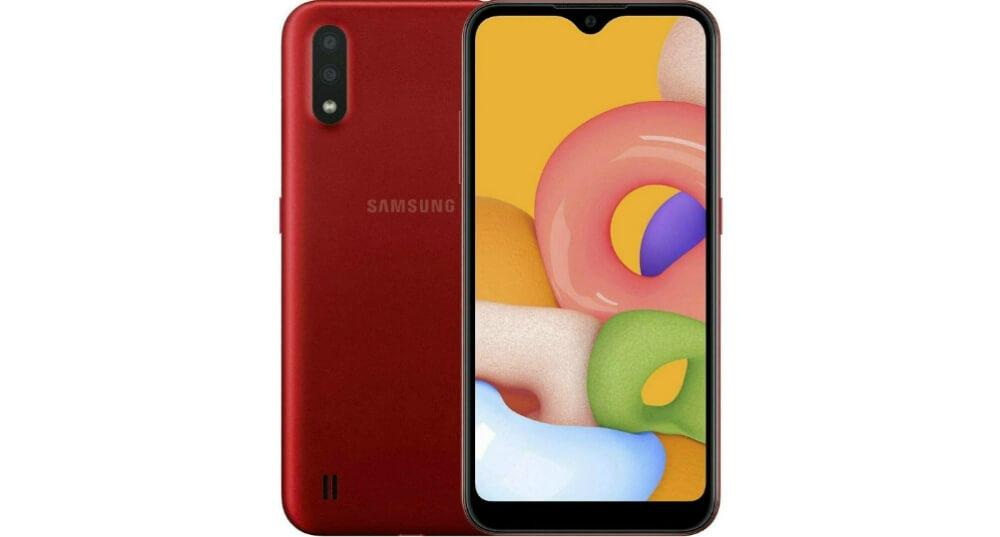 Samsung Galaxy A01 Image
