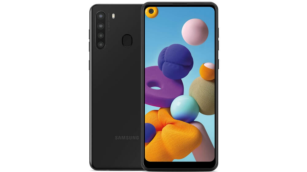 Samsung Galaxy A21 Image