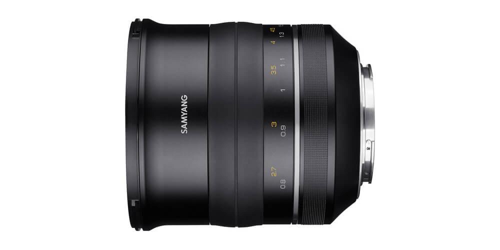 Samyang XP 85mm f/1.2 Image 1