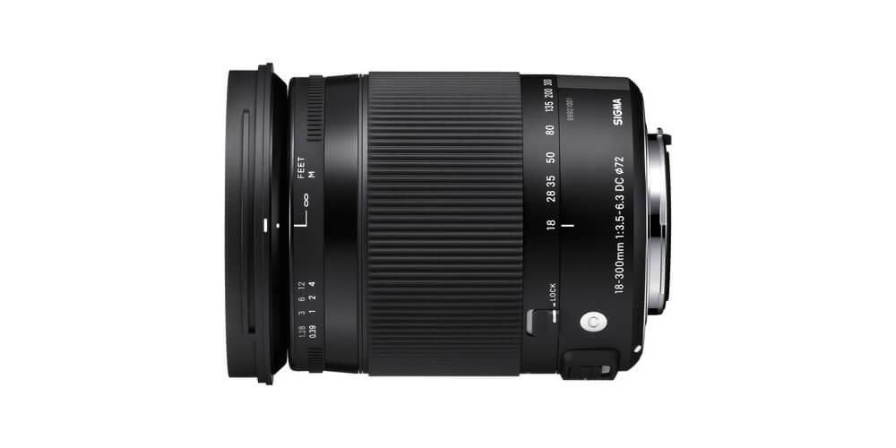 Sigma 18-300mm f/3.5-6.3 DC MACRO OS HSM Contemporary Image-1