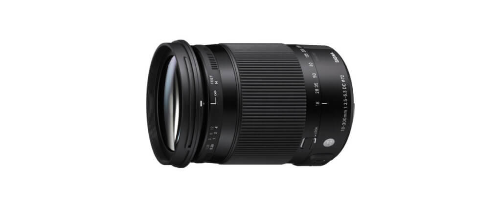 Sigma 18-300mm f/3.5-6.3 DC MACRO OS HSM Contemporary Image