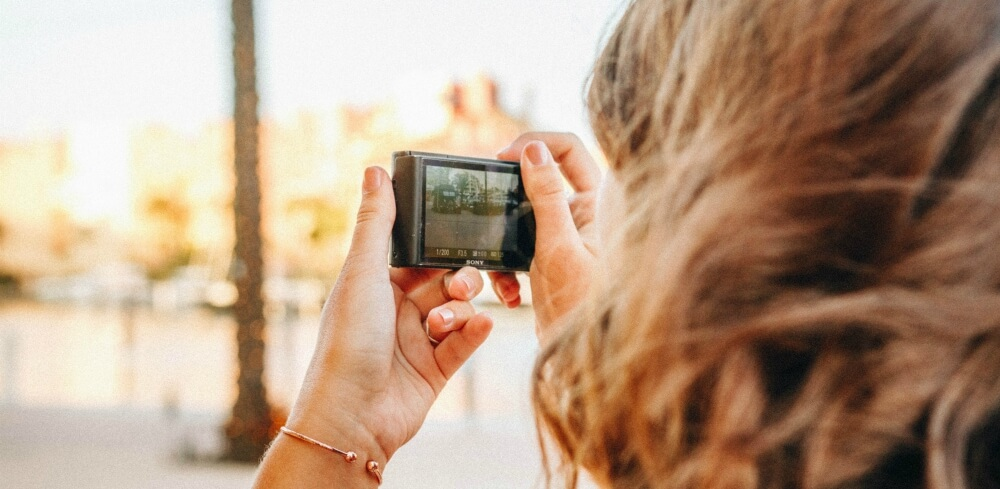 Small Point-and-Shoot Cameras Image