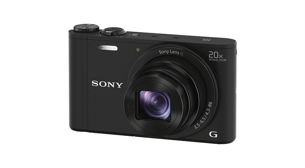Sony DSC-WX350 Image 1
