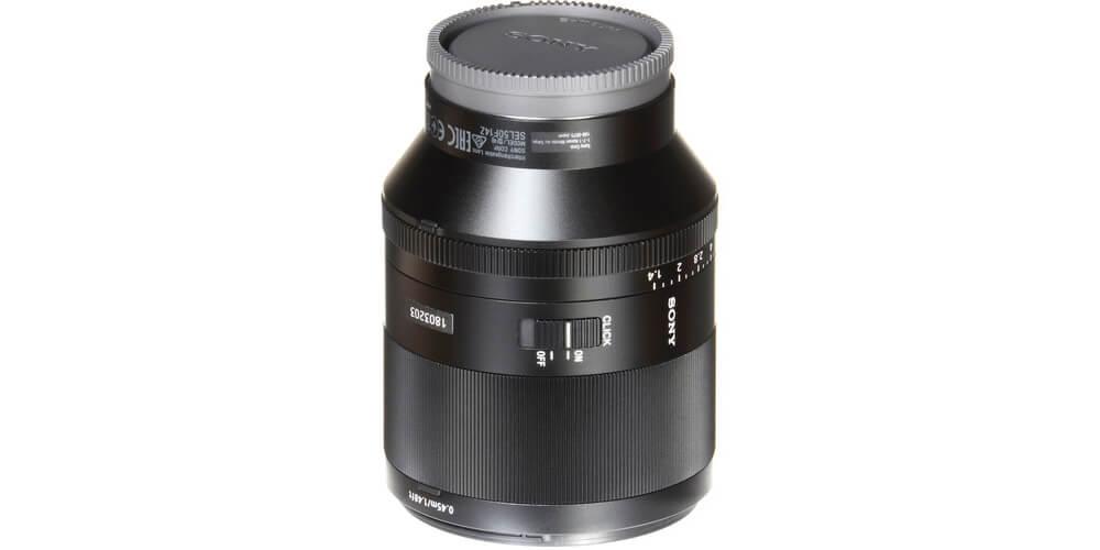 Sony FE 50mm f/1.4 ZA Image 1