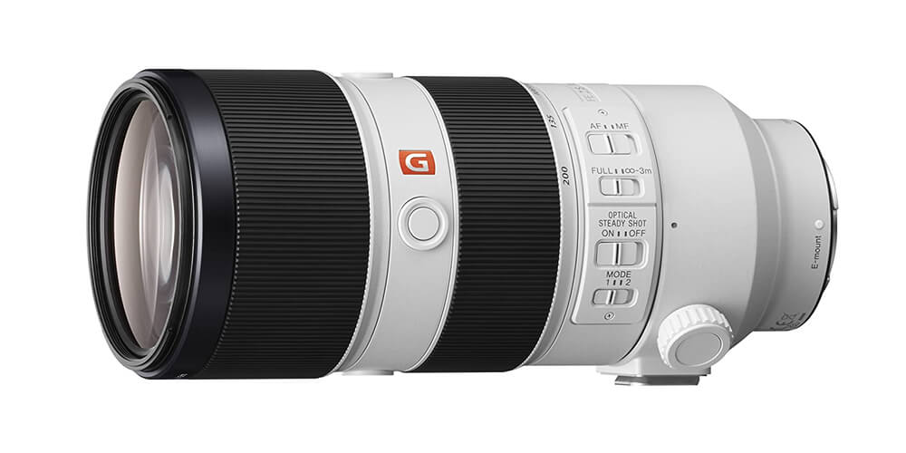 Sony FE 70-200mm f/2.8 GM OSS Image 1