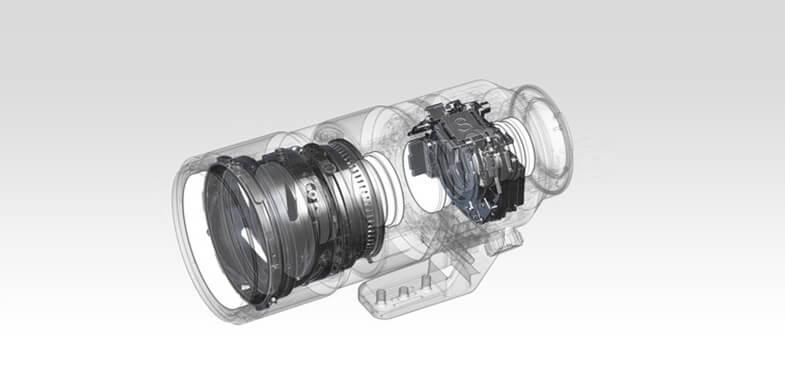 Sony FE 70-200mm f/2.8 GM OSS Image 2