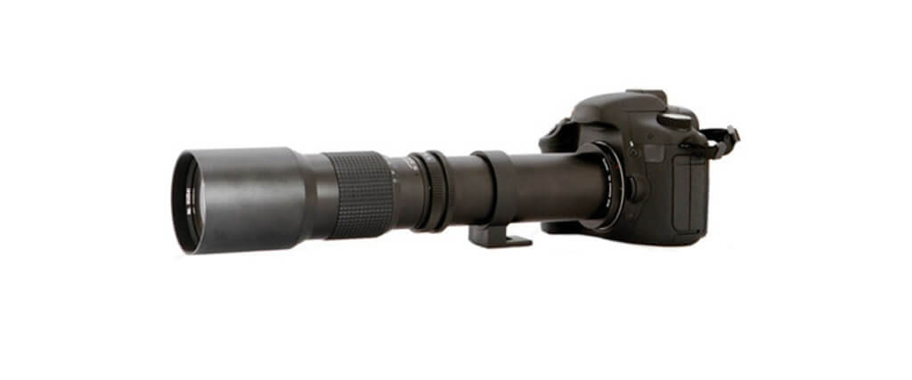 Vivitar 500mm f/8 Image