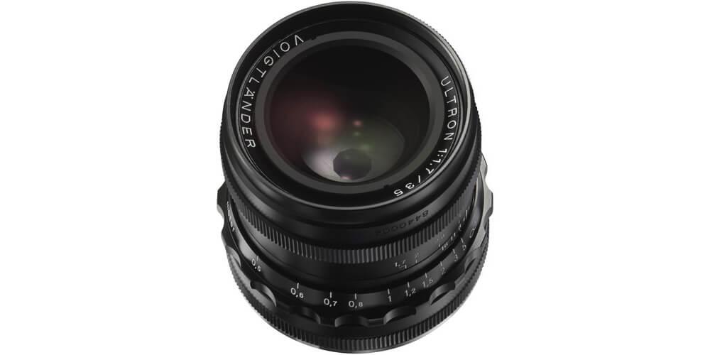 Voigtlander Ultron 35mm f/1.7 Image 1