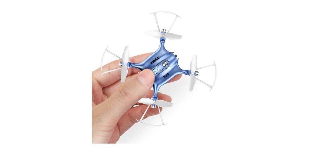 X20 Micro Drone Image