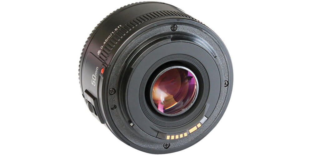 Yongnuo 50mm f/1.8 Image-1