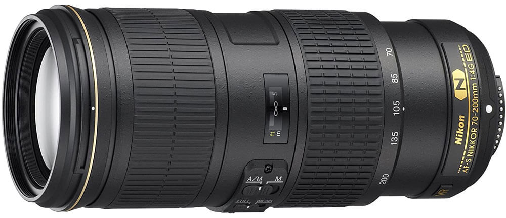 AF-S NIKKOR 70-200mm f/4G ED VR Image 1